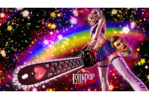 Terrorphoria: 'Lollipop Chainsaw' (Game Review)