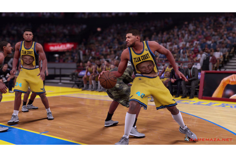 NBA 2K16 Free Download - Game Maza