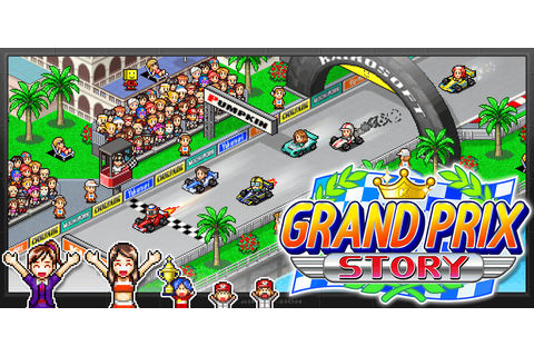 Kairosoft's latest Grand Prix Story 2 is out now on ...