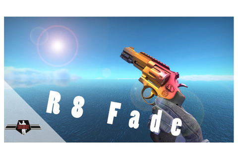 R8 Revolver Fade! (GAME PLAY) CS:GO - YouTube