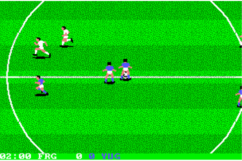 Download World Class Soccer | Abandonia