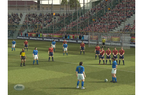 Game Winning Eleven 8 | Armelitagames: Free Download Game ...
