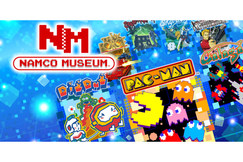 NAMCO MUSEUM™ | Nintendo Switch download software | Games ...