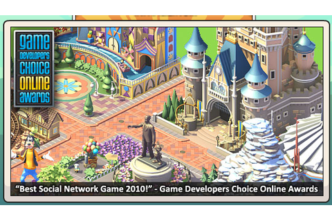 Social City celebrates GDC Best Social Game Award with 10 ...