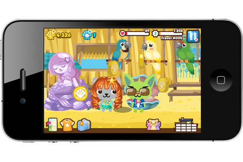 Pet Society Philippines™: Pet Society Vacation for iPhone ...