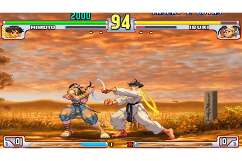 Street Fighter III: 3rd Strike - Fight for the Future