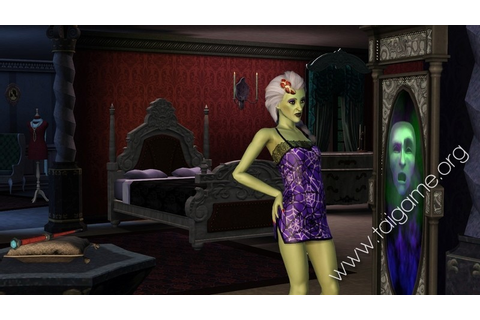 The Sims 3: Supernatural - Download Free Full Games ...
