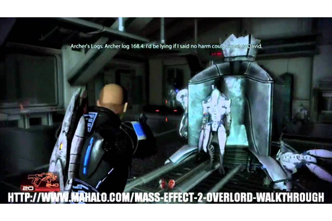 Mass Effect 2: Overlord - Mission 4: Atlas Station 1/3 ...