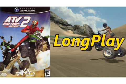 ATV Quad Power Racing 2 - Longplay (Career & Arcade ...