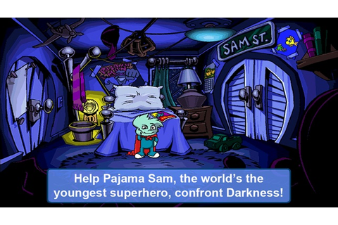 ‎Pajama Sam: No Need To Hide When It's Dark Outside on the ...