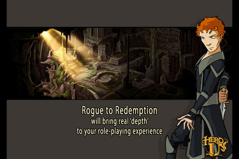 Hero-U: Rogue to Redemption by the Quest for Glory ...