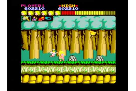 Wonderboy Video - Arcade Game - YouTube
