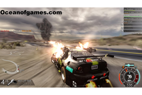 Gas Guzzlers Extreme Free Download - Ocean Of Games