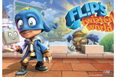 Flip's Twisted World Delayed Again - News - Nintendo World ...