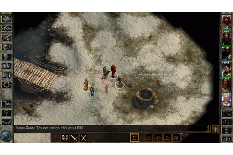 Icewind Dale: Enhanced Edition – Games for Android 2018 ...