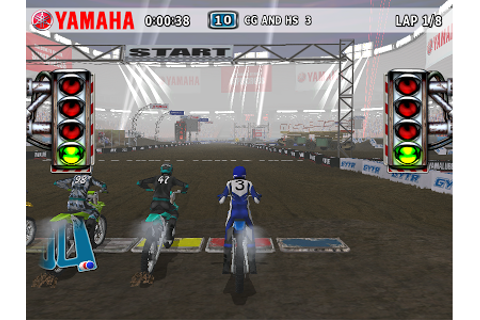 Yamaha Supercross PC Game Full Version - Full Version ...