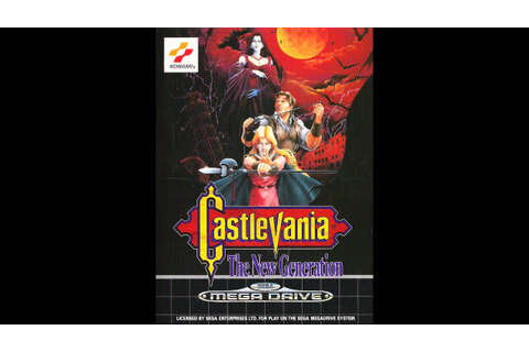 Castlevania: The New Generation - The Sinking Old ...
