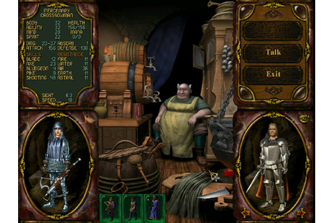 Rage of Mages II: Necromancer - Download - Free GoG PC Games