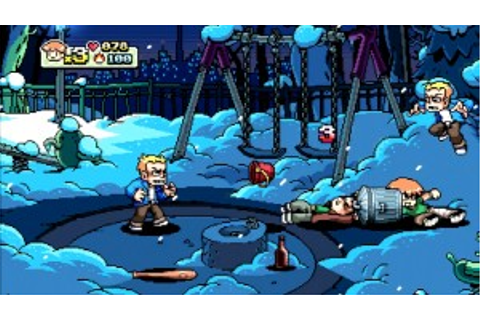 Scott Pilgrim vs. The World: The Game | Delisted Games