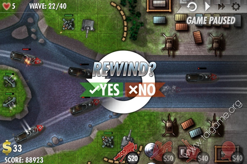 iBomber Defense - Download Free Full Games | Strategy games