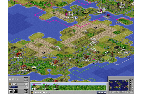 Sid Meier's Civilization II Scenarios: Conflicts in ...