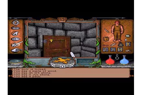Ultima Underworld: The Stygian Abyss (Origin 1992) - YouTube