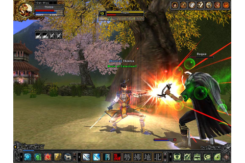 RPG Games - Free Multiplayer Online Games - Page 3