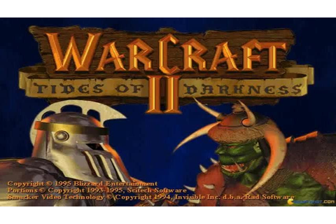 Warcraft 2 gameplay (PC Game, 1995) - YouTube