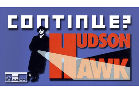 Hudson Hawk (NES) - Continue? - YouTube