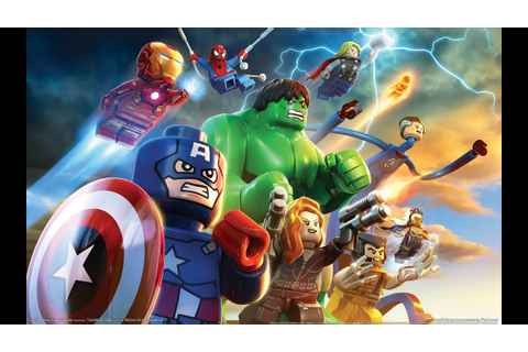 LEGO Marvel Super Heroes 3D Iron Man, Hulk and Spiderman ...