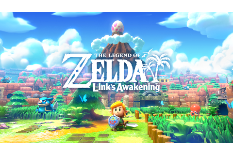 The Legend of Zelda: Link's Awakening for Nintendo Switch ...