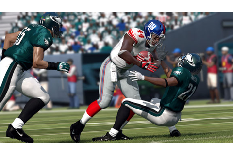 'Madden 12' gameplay adds new tackling system, smarter ...