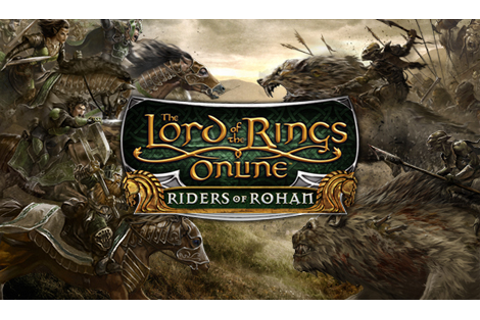 E3 2012: Lord of the Rings Online: Riders of Rohan