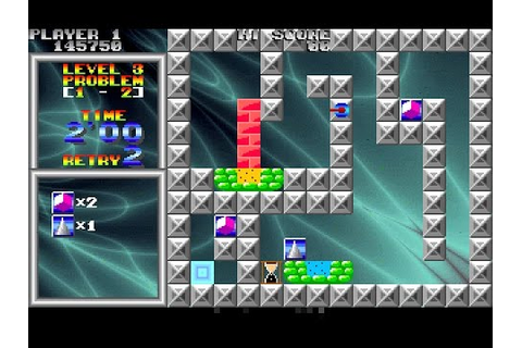 Brix (Dos game 1993) - YouTube