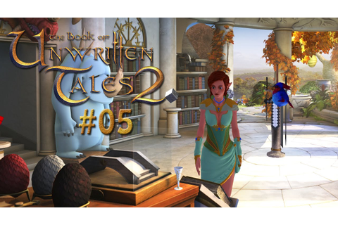 Let's Play The Book of Unwritten Tales 2 #05 - Ivo ist ...