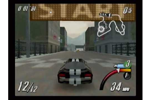 Top Gear Overdrive (N64) - YouTube