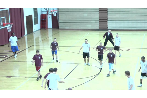 Speedball at CLHS - YouTube