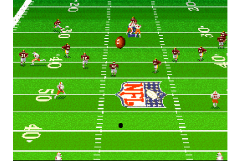 Madden NFL 96 Screenshots | GameFabrique
