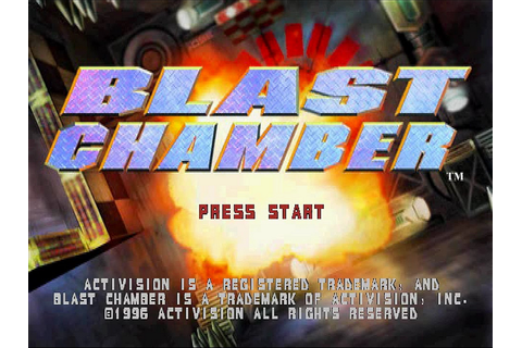 Blast Chamber Download Game | GameFabrique