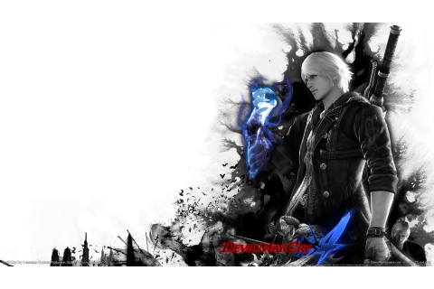 Devil May Cry 4 HD Wallpaper | Background Image ...