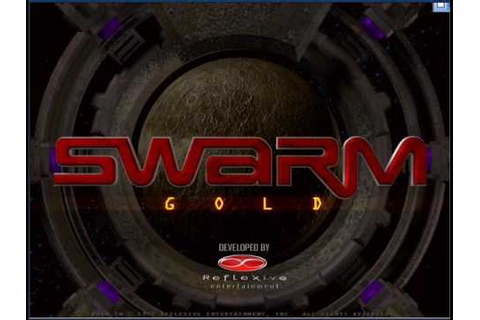 SWARM PC game music set 1 (of 3) - YouTube