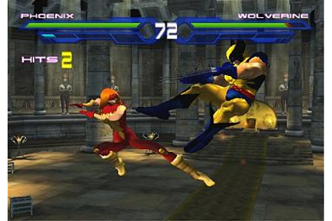 Screens: X-Men: Next Dimension - GameCube (16 of 16)