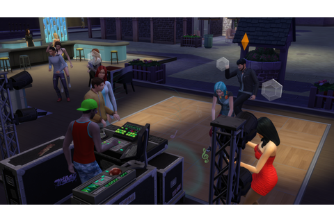 "Les Sims 4 - Test de ""Vivre ensemble"" - Game-Guide"