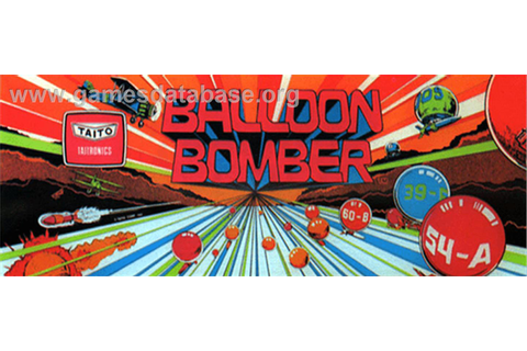 Balloon Bomber - Arcade - Games Database
