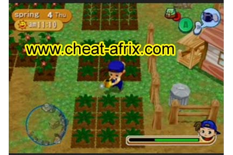 Free Download Game Harvest Moon Back To Nature For PC ...