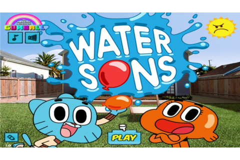 The Amazing World of Gumball: Water Sons Walkthrough 1-24 ...
