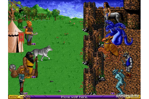 Скриншот Heroes of Might and Magic: A Strategic Quest ...