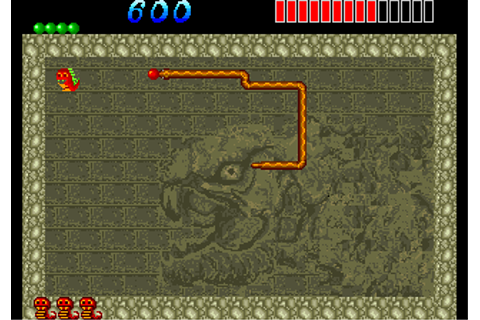Snapper arcade video game by Philko (1990)