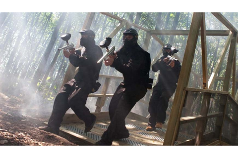 Enemy At The Gates - Paintball Game Zone | Delta Force ...