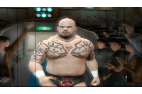 Wrestle Kingdom 2 Test Match #2 Giant Bernard (Tensai) vs ...